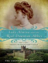 Lady Almina cover