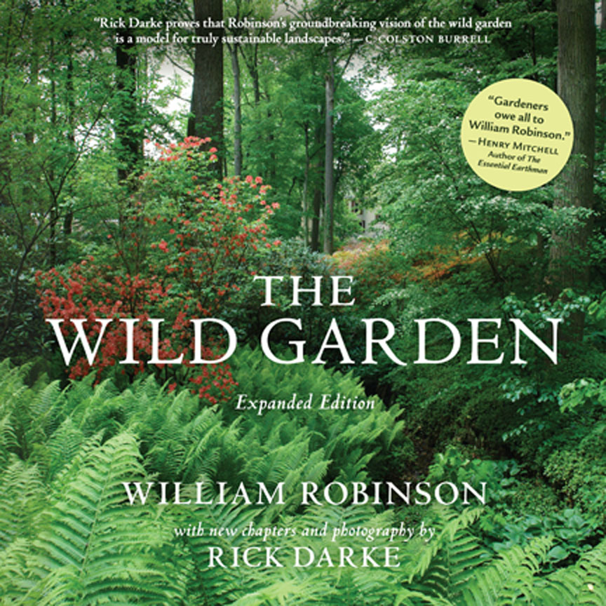 WILD GARDEN COVER #2