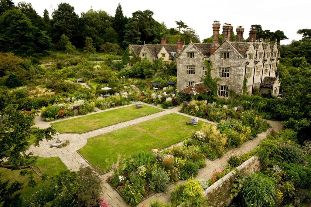 Gravetye Manor [Courtesy photo of the Manor]