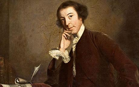 Horace Walpole (1717-1797) English art historian, writer, and gardenist