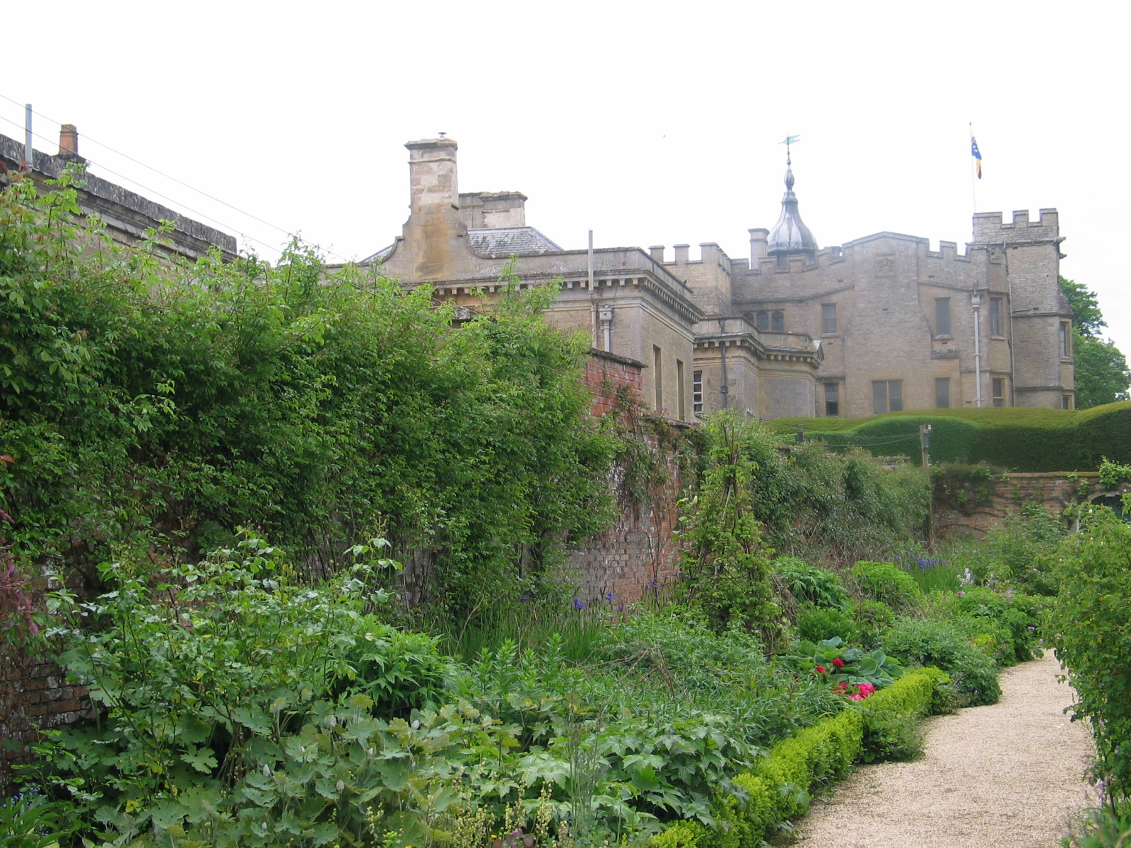 Rousahm Walled Garden