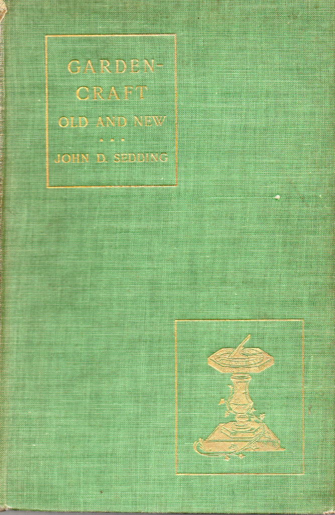John Sedding's book Garden Craft Old and New (1890)