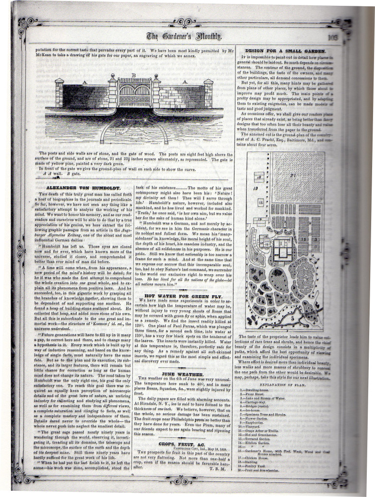 GM Vol 1, #7, July 1859