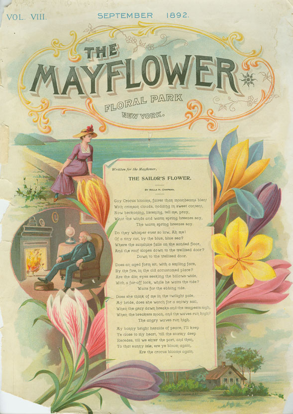 Child's Mayflower Magazine 1892