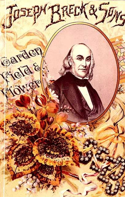 Catalog from the Joseph Breck Seed Company which began in Boston in 1818.]