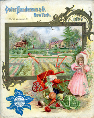 Henderson catalog of 1899