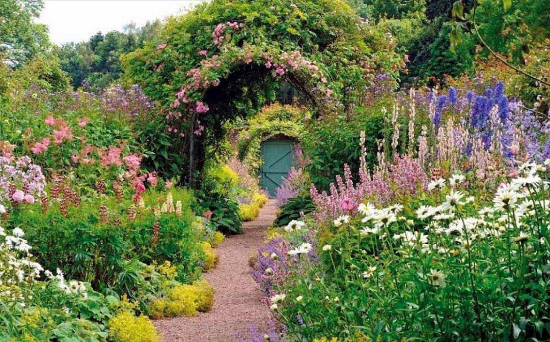 Image result for Victorian garden