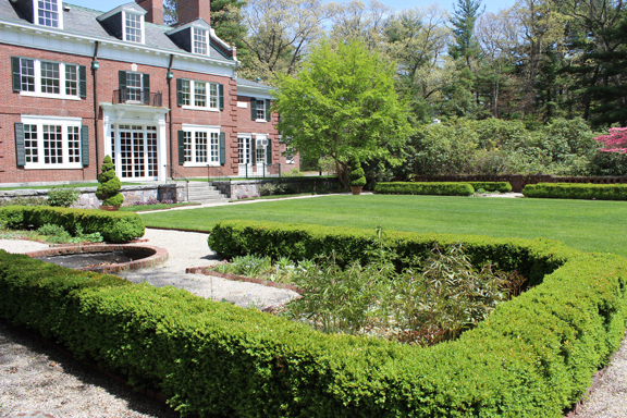 Bradley Estate in Canton, Mass.