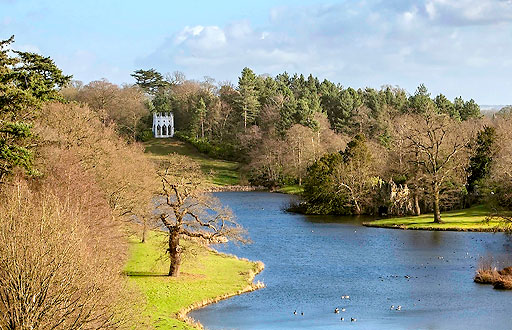 Painshill image from Garden-Guide