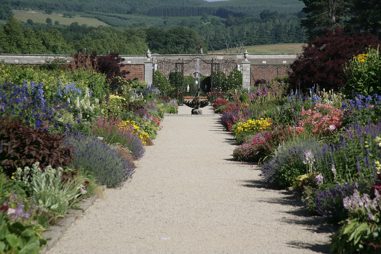 Powerscourt border [courtesy photo]